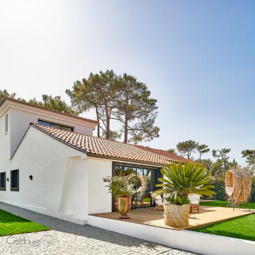 Villa « White Cottage » à Anglet Chiberta